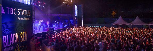 Black Sea Jazz Festival 2014 – Photo & Video