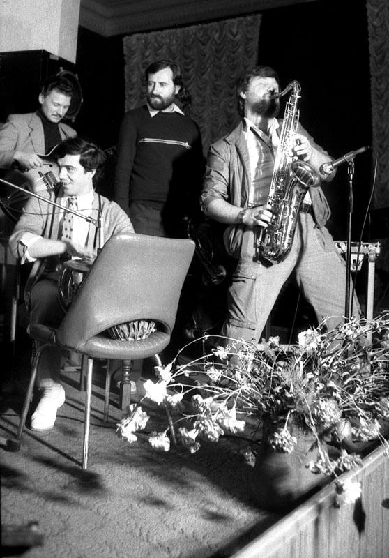 Ganelin Trio* Ganelin Trio, The - Jerusalem February Cantabile