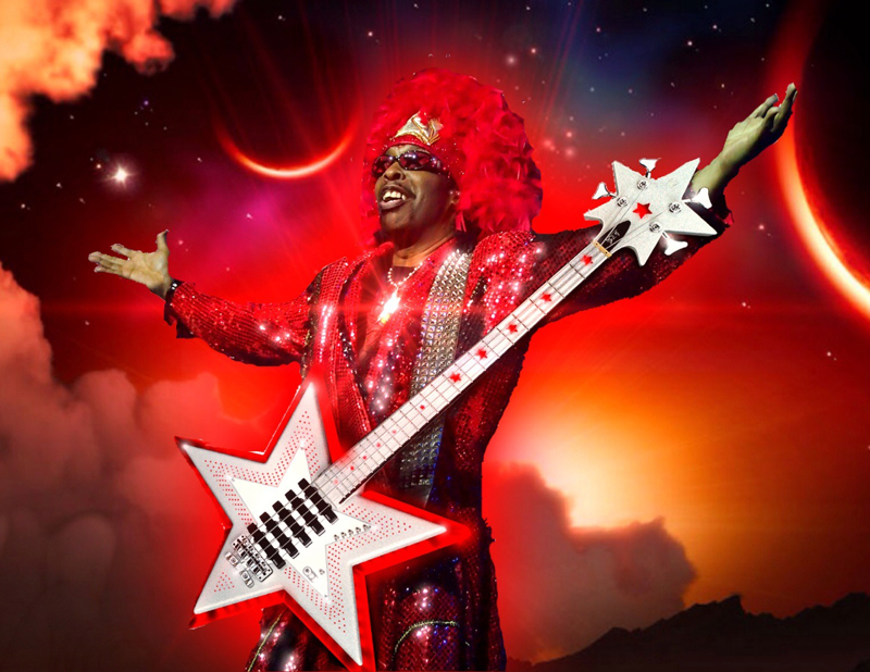 Bootsy Collins Amp The Funk Unity Band Tbilisi Jazz Festival