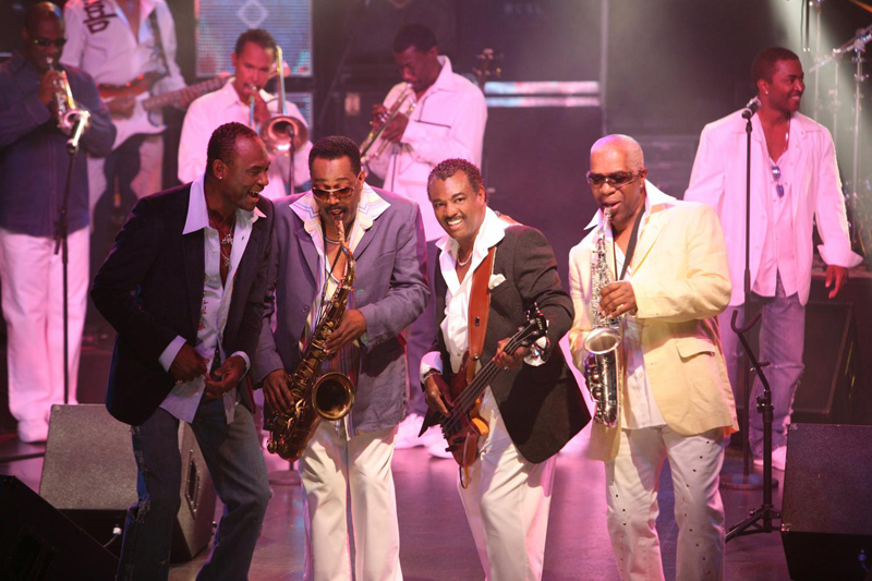 Image result for kool and the gang live
