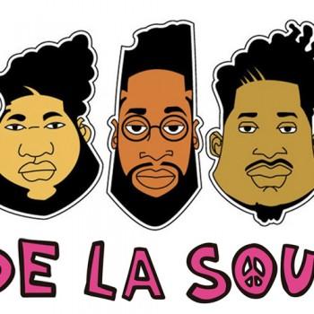 De La Soul Banner