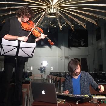 Kordz & Giorgi Zagareli Live